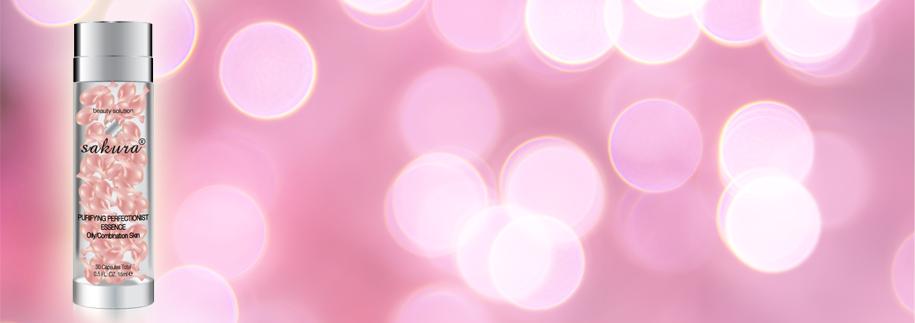 Serum dưỡng da chống lão hoá Sakura Purifying Perfectionist Essence