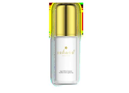 Hỗn hợp dưỡng trắng da chống lão hoá Sakura Super White Complex Excellent Skin Lightening
