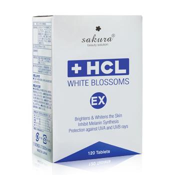 Viên Uống Trị Nám Tàn Nhang Sakura HCL Ex Nhật Bản