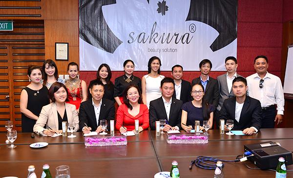 Giao lưu họp mặt giữa chuyên gia Sakura Nhật Bản và Sakura Việt Nam