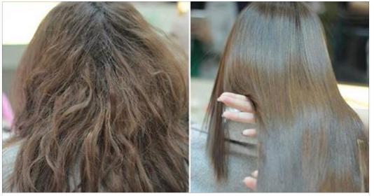 """""""Thần dược"""" cho mái tóc hư tổn hoàn toàn tự nhiên"""