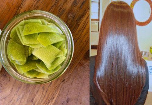 Mẹo chống rụng tóc cực hay, tóc dài cực nhanh 2cm/ tháng, bóng mượt đến bất ngờ