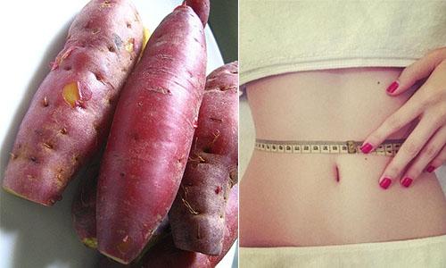 Không tin dù đó là sự thật: Giảm 4kg/tuần chỉ bằng cách ăn khoai lang