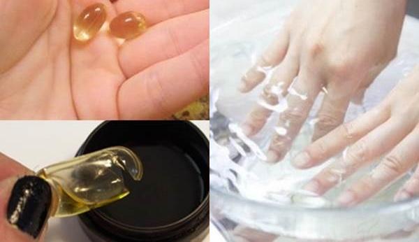 Cắt 2 viên Vitamin E trộn với 1 chén nước ấm: mẹo quá hay chị em nào không biết thật phí