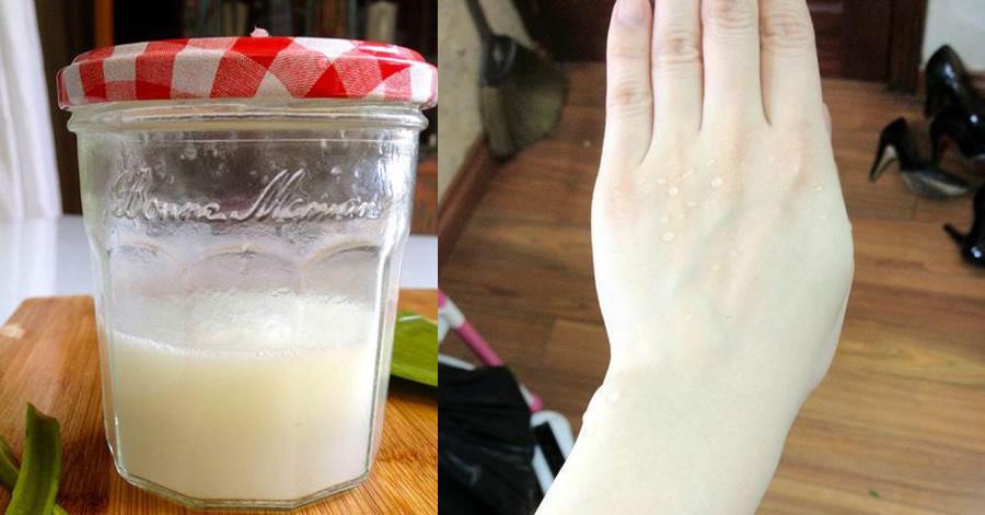 Vẫn là nha đam nhưng làm theo cách này hiệu quả tăng gấp chục lần, da dẻ trắng bóc, mụn lại hết sạch