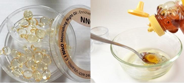 Trích 2 viên vitamin E + 1 thìa mật ong rồi thoa lên da, sau 1 đêm bạn không nhận ra mình vì quá trắng