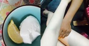 1hộp sữa chua – 1quả chanh, có ngay làn da trắng nõn như mơ chỉ sau lần đầu tiên thực hiện mà chẳng cần xài kem trộn