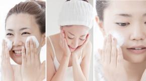 Bạn có biết rửa mặt sai cách khiến da lão hóa rất nhanh