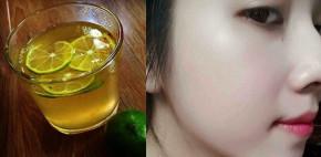Uống thứ nước này trước khi đi ngủ da căng mịn, mỡ bụng 1 rổ cũng phẳng lỳ, eo thon