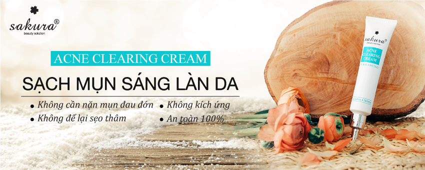 acne clearing cream